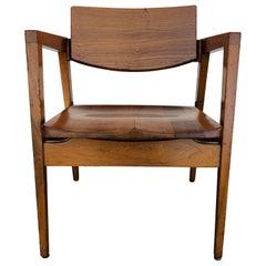 Mid-Century Modern Armchair by Gunlocke