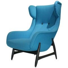 Mid-Century Modern Armchair from Artifort & DUX, 1950s