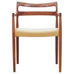 Mid-Century Modern Armchair in Rosewood by Kai Lyngfeldt