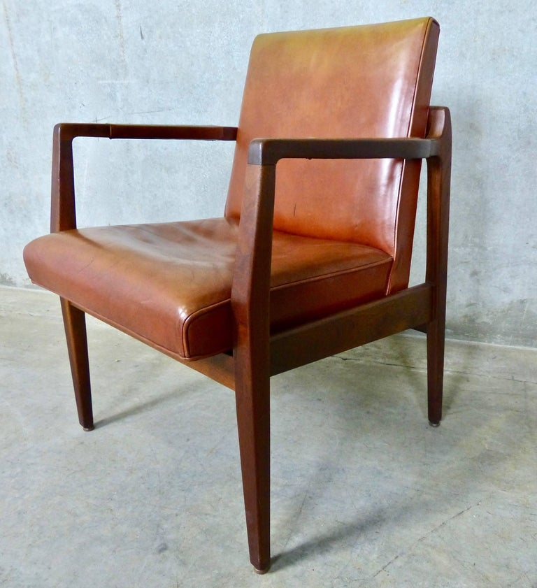 Pleasing Mid Century Modern Armchairs By B L Marble Chair Co At Machost Co Dining Chair Design Ideas Machostcouk