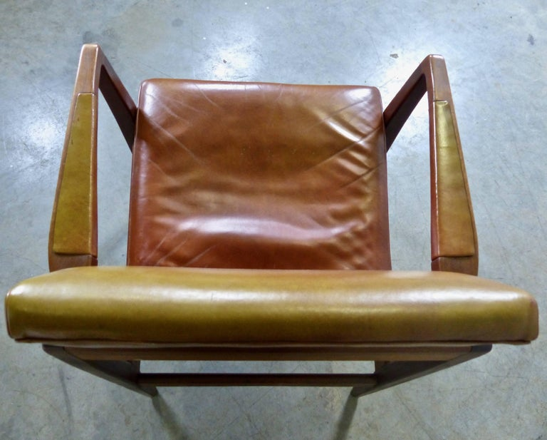 Awesome Mid Century Modern Armchairs By B L Marble Chair Co At Machost Co Dining Chair Design Ideas Machostcouk