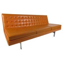 Mid-Century Modern Armless Sofa