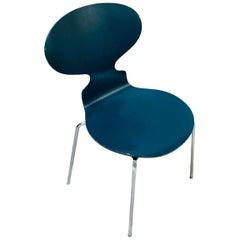 Mid-Century Modern Arne Jacobsen Rare Set of 6 Ant Chairs Model 3101