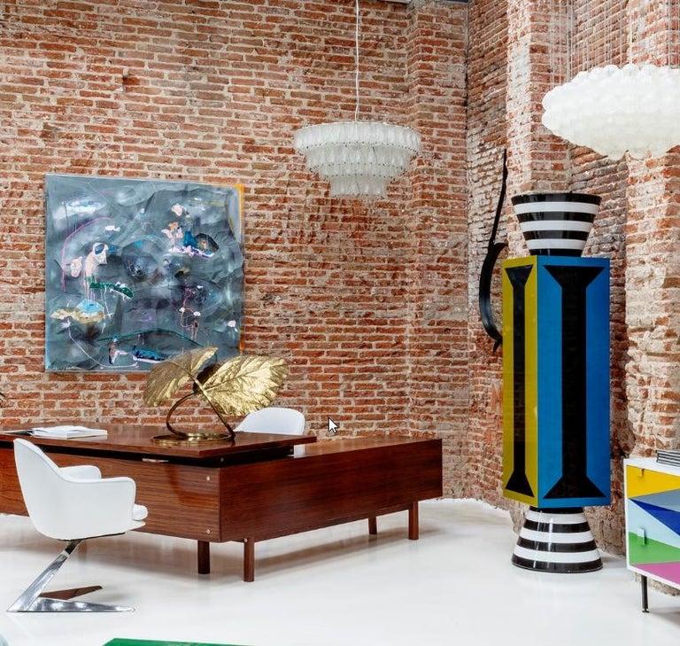 Mid-Century Modern Arne Vodder Rosewood L-Shape Danish Executive Desk For Sale 7