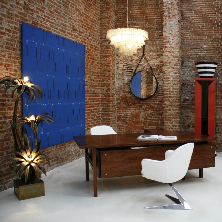 Mid-Century Modern Arne Vodder Rosewood L-Shape Danish Executive Desk For Sale 3