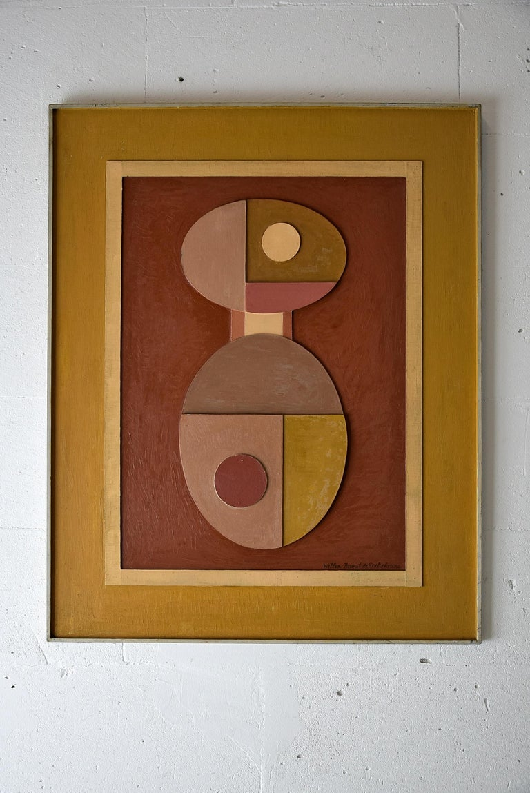 Mid-Century Modern Art In Good Condition For Sale In Weesp, NL