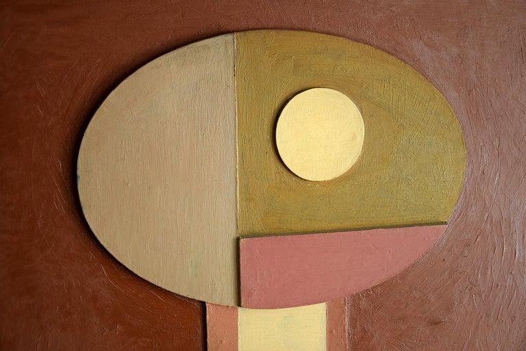Acrylic Mid-Century Modern Art For Sale