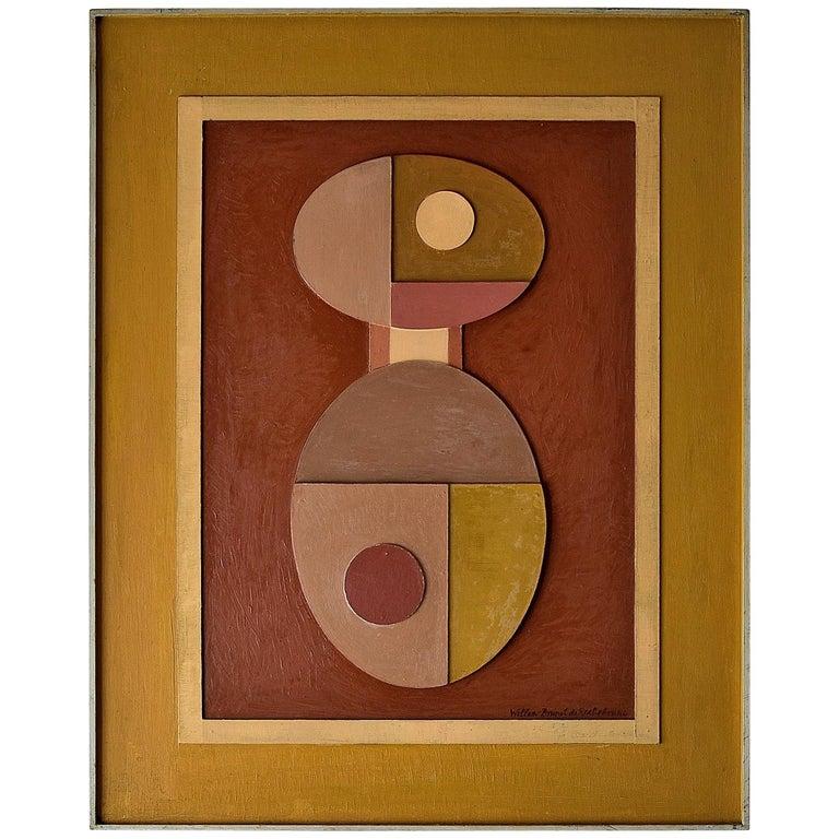 Mid-Century Modern Art For Sale