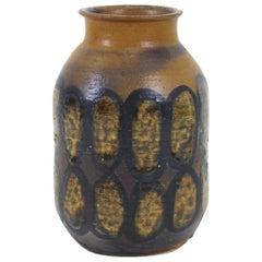 Mid-Century Modern Art Studio Pottery Vase