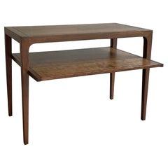 Mid-Century Modern Ash Side Table by John Van Koert for Drexel