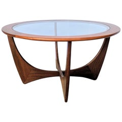 "Mid-Century Modern ""Astro"" Coffee Table by G-Plan, English, circa 1960"
