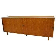 Mid-Century Modern Baker Furniture Credenza Finn Juhl Design Teak