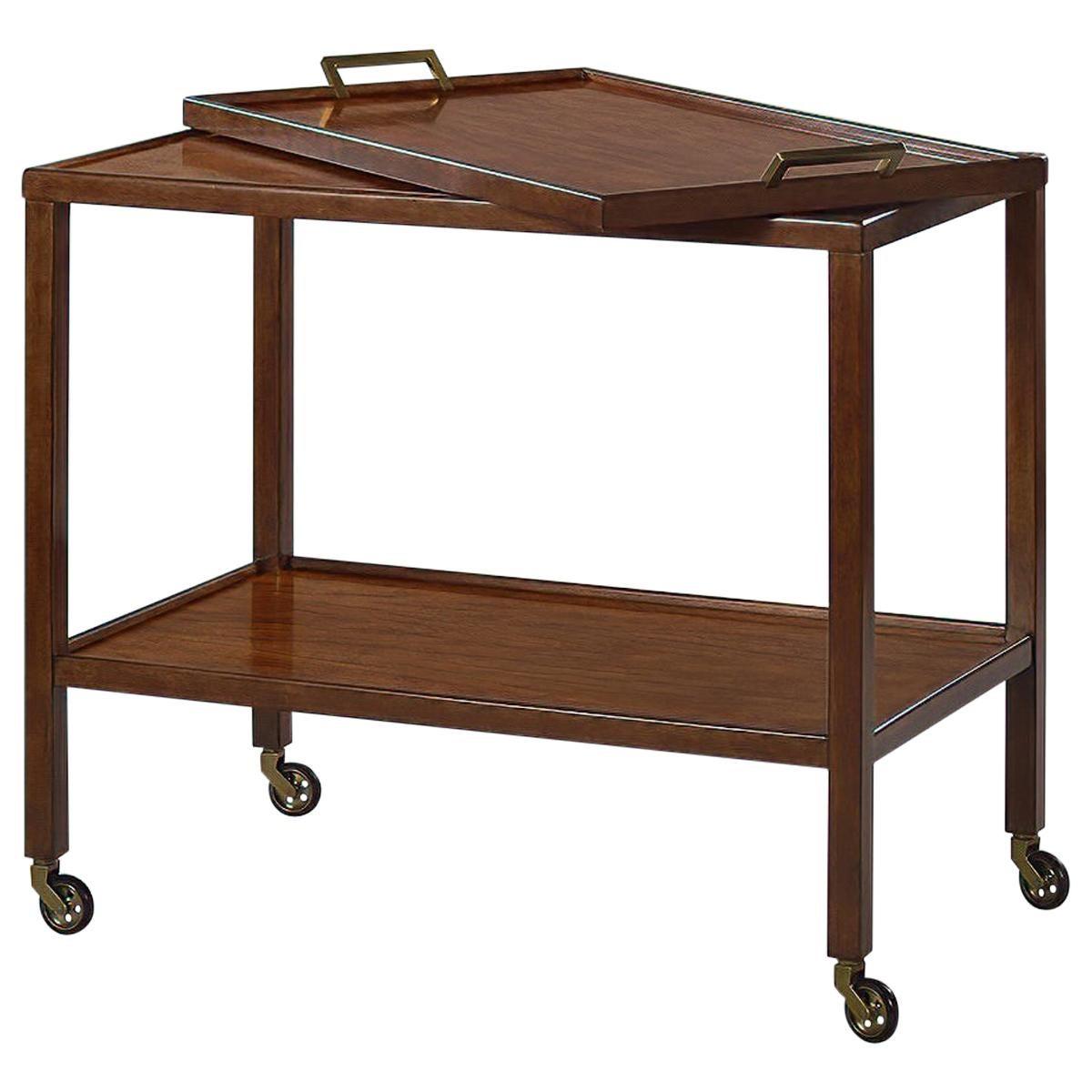 Mid-Century Modern Bar Cart