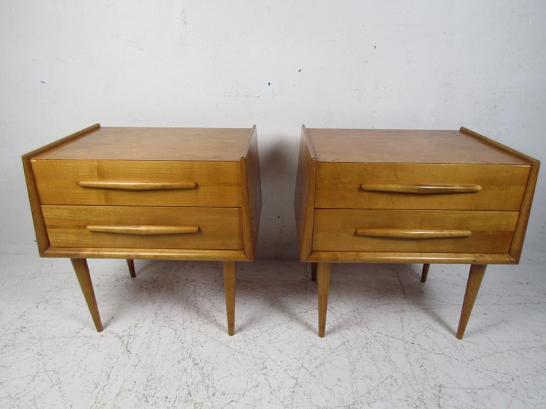 Swedish Mid-Century Modern Bedroom Set by Edmund Spence For Sale