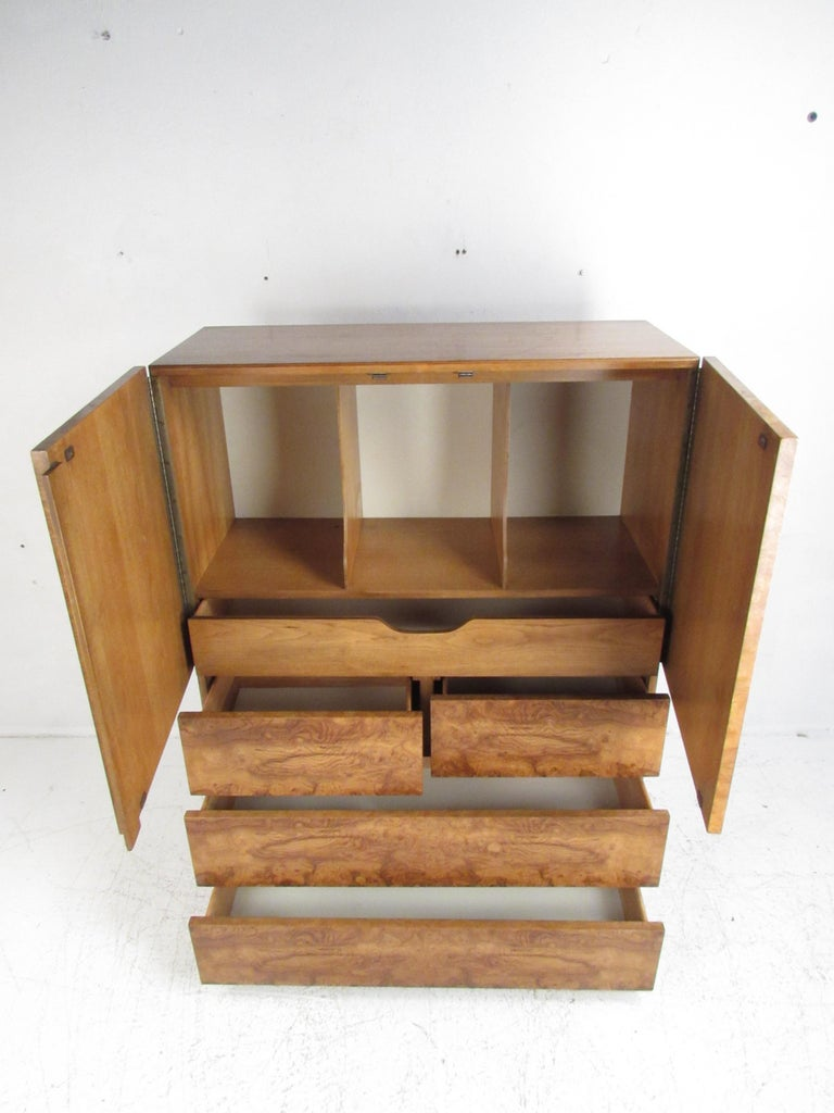 Mid century modern bedroom set by lane furniture for sale - Contemporary bedroom sets for sale ...