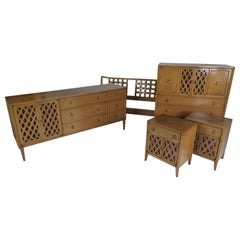 Mid-Century Modern Bedroom Set by Mount Airy