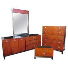 Mid-Century Modern Bedroom Set