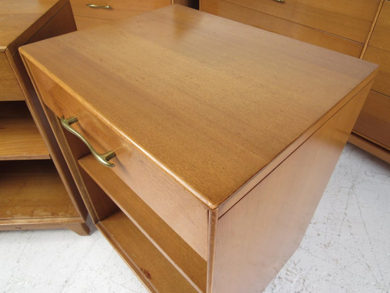 Mid-Century Modern Bedroom Suite by R-Way For Sale 5