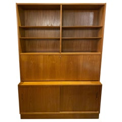 Mid-Century Modern Bookcase by Carlo Jensen for Hundevad