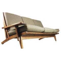 Mid-Century Modern Brazilian Zoomorphic Vintage Sofa, 1960s