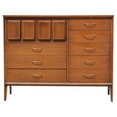 Mid-Century Modern Broyhill Gentleman's Chest / Dresser