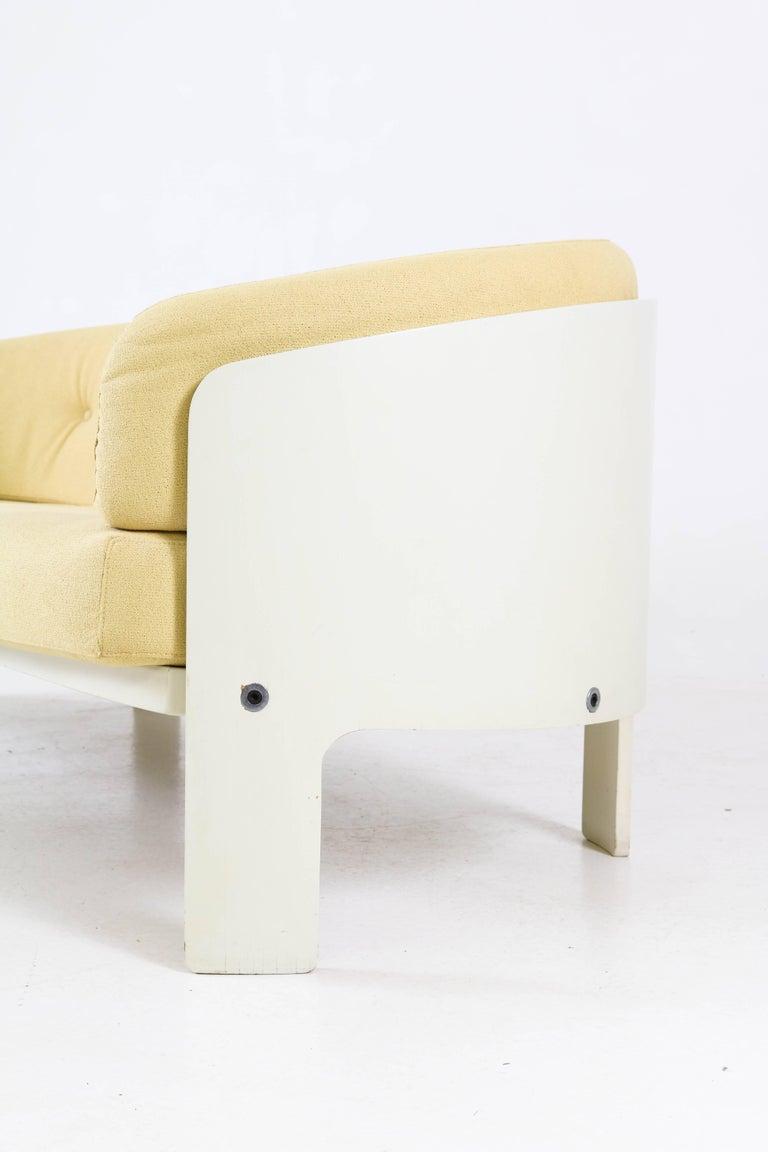 Dutch Mid-Century Modern BZ49 Sofa by Hans Ell for 't Spectrum, 1970-1971 For Sale