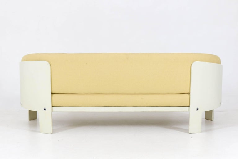 Late 20th Century Mid-Century Modern BZ49 Sofa by Hans Ell for 't Spectrum, 1970-1971 For Sale