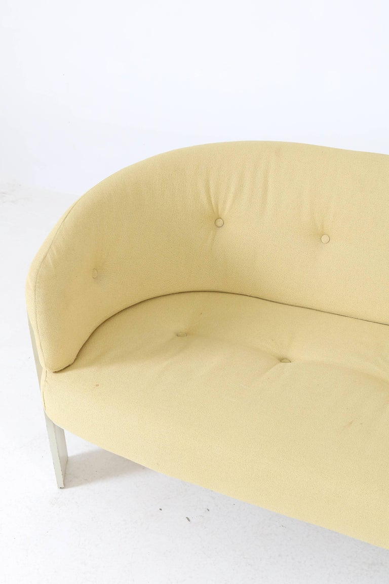 Mid-Century Modern BZ49 Sofa by Hans Ell for 't Spectrum, 1970-1971 For Sale 2
