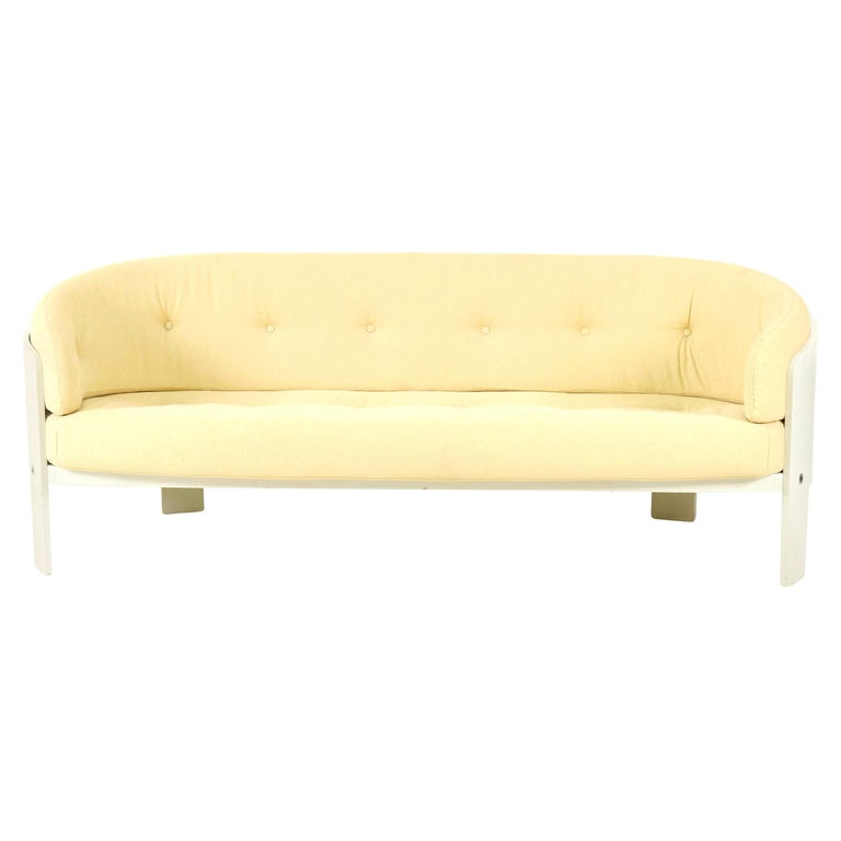 Mid-Century Modern BZ49 Sofa by Hans Ell for 't Spectrum, 1970-1971 For Sale