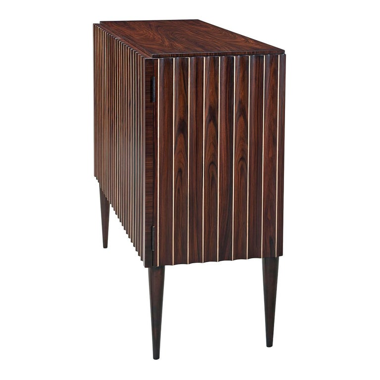 Art Deco Mid-Century Modern Cabinet For Sale