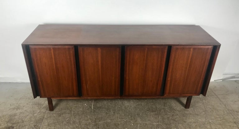American Mid-Century Modern Cabinet / Server by Merton Gershun for Dillingham For Sale