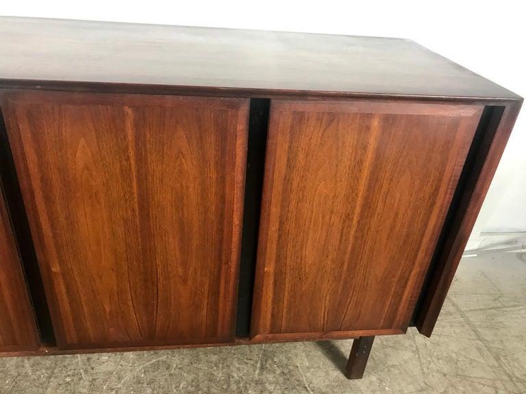 Mid-Century Modern Cabinet / Server by Merton Gershun for Dillingham For Sale 1