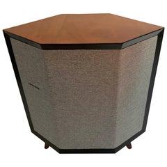 Mid-Century Modern Cabinet Speaker