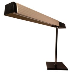 Mid-Century Modern Cantilevered Desk Table Lamp by Lightolier, Japan
