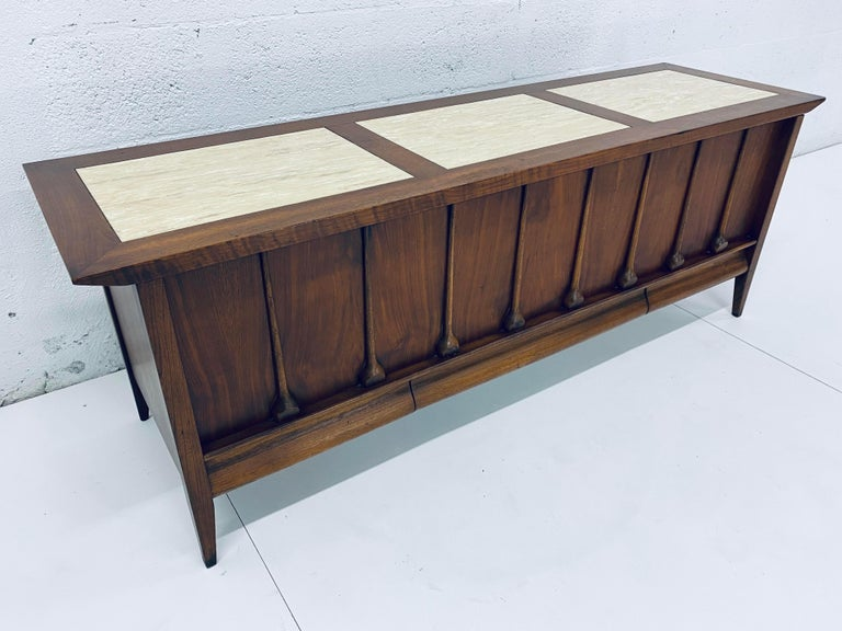 American Mid-Century Modern Cedar Lined Chest by Lane For Sale