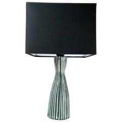 Mid-Century Modern Ceramic Table Lamp, 1970s