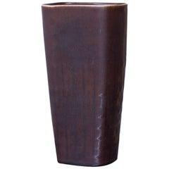 Mid-Century Modern Ceramic Vase by Carl-Harry Stålhane for Rörstrand, Sweden