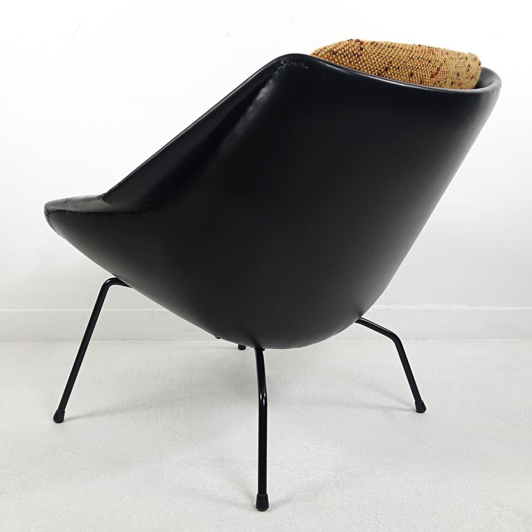 20th Century Mid-Century Modern Chair FM08 with Loose Cushions by Cees Braakman for Pastoe For Sale