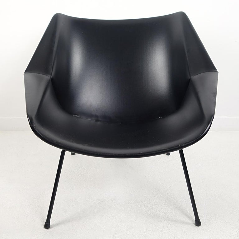Mid-Century Modern Chair FM08 with Loose Cushions by Cees Braakman for Pastoe For Sale 3