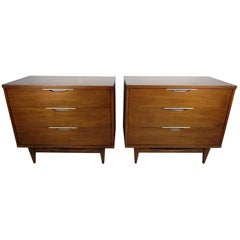Mid-Century Modern Chests by Kent Coffey