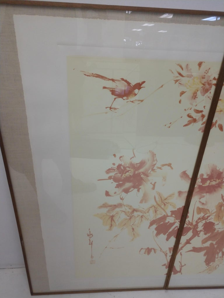Mid-Century Modern Chromolithographs by Greg Copeland For Sale 3