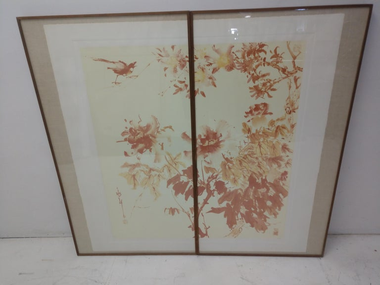 Mid-Century Modern Chromolithographs by Greg Copeland For Sale 8