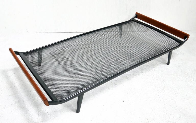 Mid-20th Century Mid-Century Modern Cleopatra Daybed by Dick Cordemeijer, 1953 For Sale