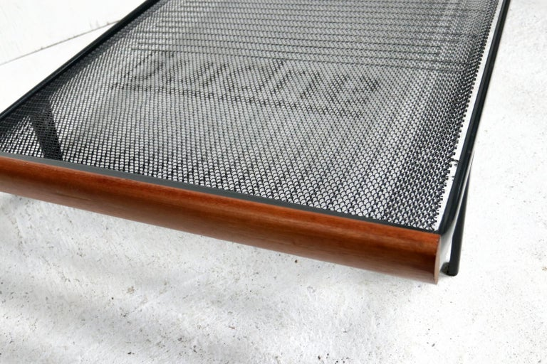 Metal Mid-Century Modern Cleopatra Daybed by Dick Cordemeijer, 1953 For Sale