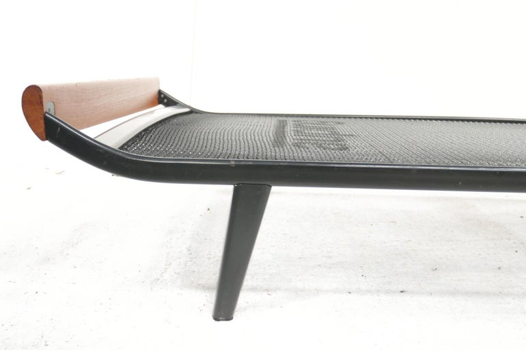 Mid-Century Modern Cleopatra Daybed by Dick Cordemeijer, 1953 For Sale 1