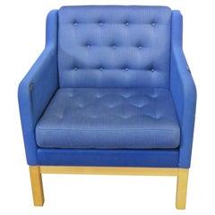 Mid-Century Modern Club Chair, Attributed Eric Jorgensen