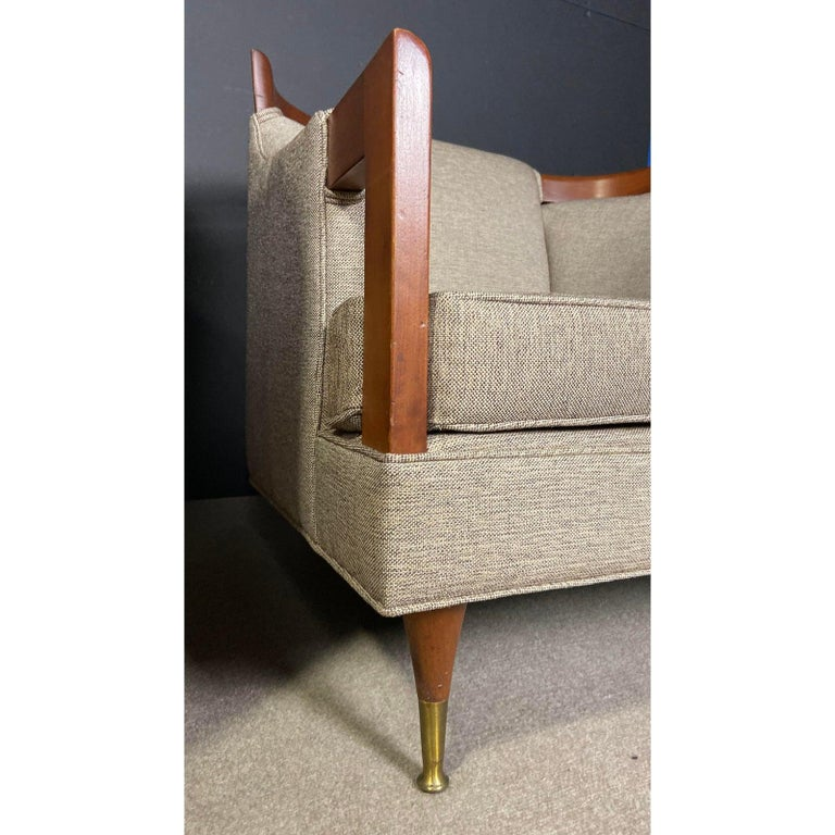 Mid-Century Modern Club Chair Pairing For Sale 1