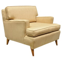 Mid-Century Modern Club Lounge Chair after Paul McCobb and Harvey Probber