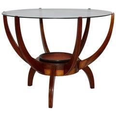 Mid-Century Modern Coffee Table in the style of Carlo di Carli, 1950s