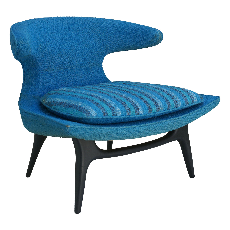 Mid-Century Modern Collective Modern Karpen of California Horn Chair